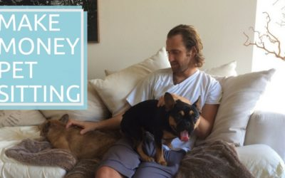 Make Money Pet Sitting with Rover.com