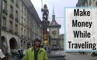 How to make money while Traveling: Lifestyle Business as Your Ticket to Travel the World