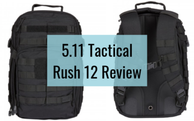 5.11 Tactical Rush 12 Review