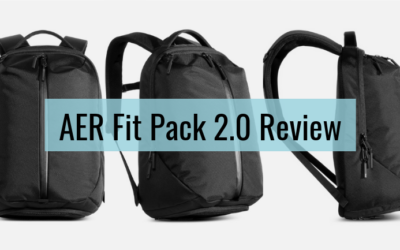 AER Fit Pack 2.0 Review