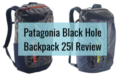 Patagonia Black Hole Backpack 25l Review